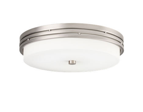Shop kichler lighting 42380 led flush mount ceiling light at lowes canada find our selection of flush mount ceiling lights at the lowest price guaranteed