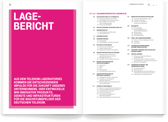Deutsche Telekom Ag Annual Report 2012