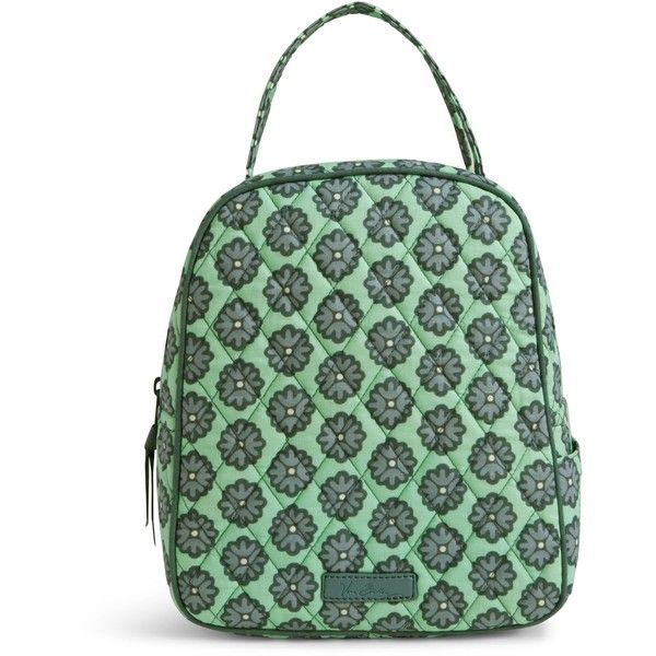 Vera Bradley Lunch Bunch Bag in Nomadic Blossoms ( 34) ❤ liked on Polyvore  featuring home fc0333073fd1c