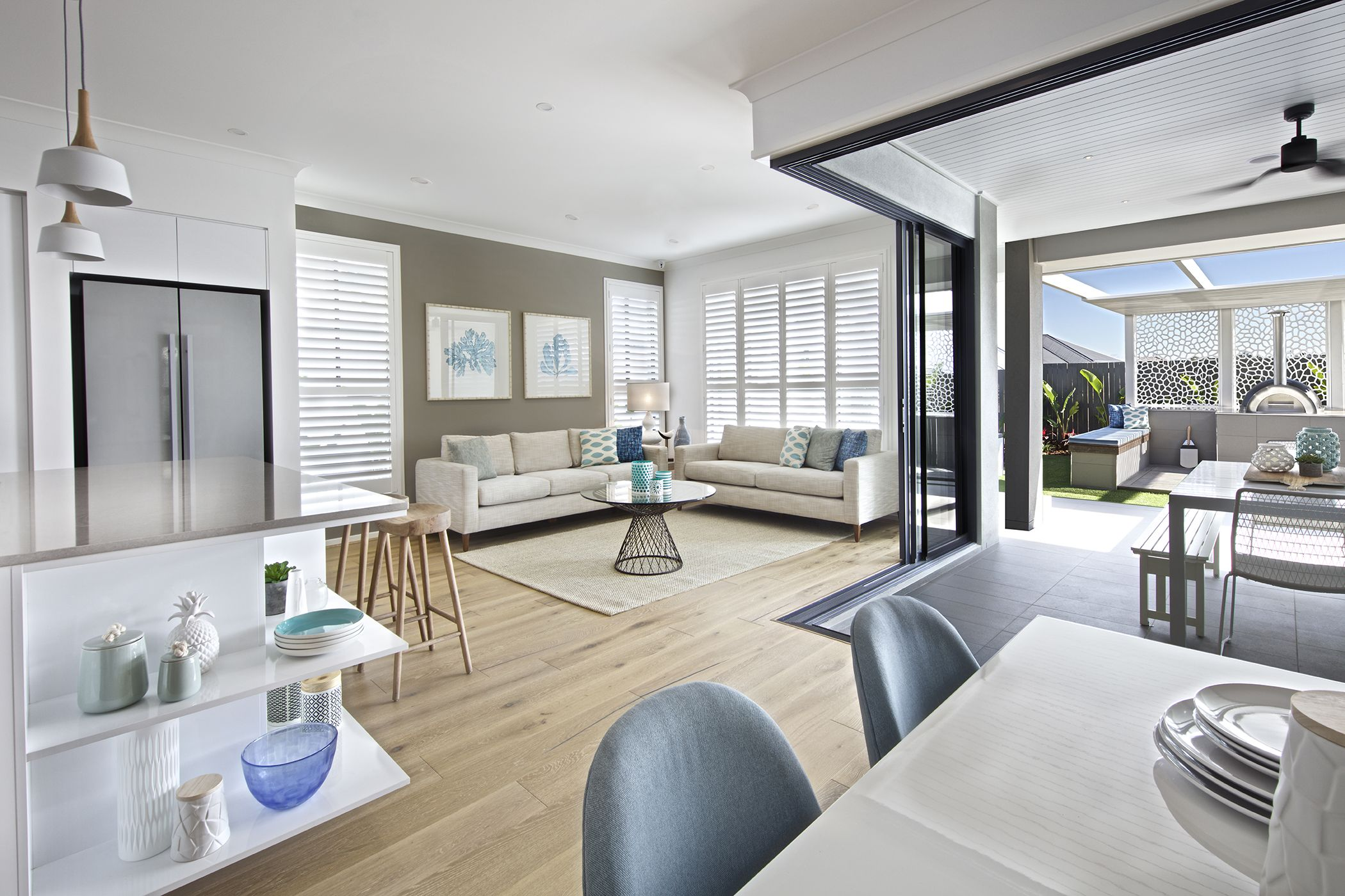 Clarendon Homes\' Newhaven 27 - Family and alfresco | Our new home ...