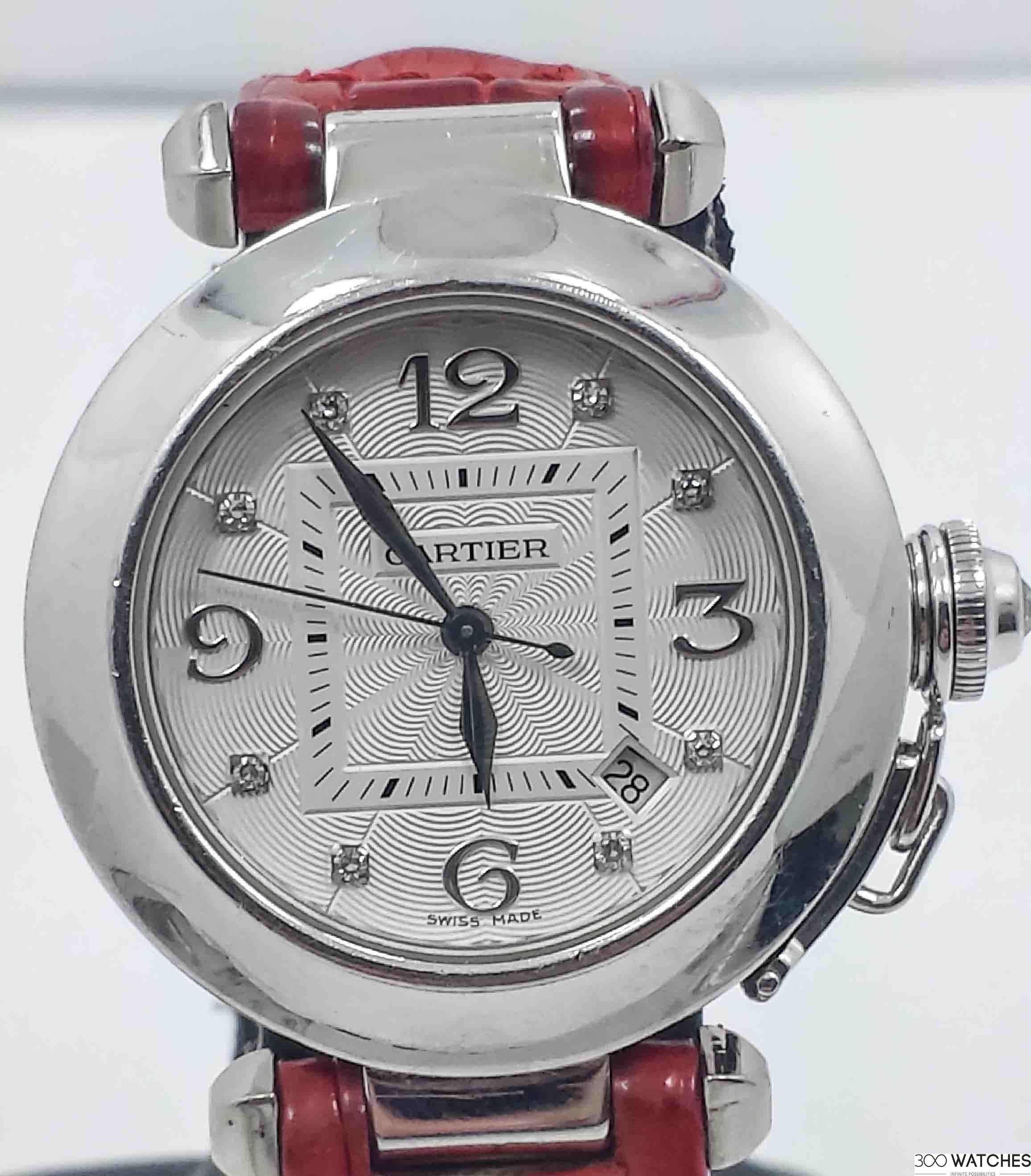 cartier seatimer men pasha s chronograph watches watch