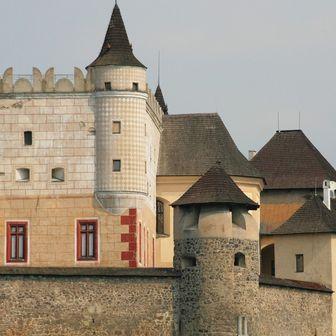 Zvolenský zámok - Slovakia.travel