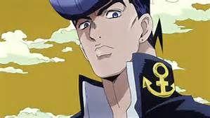 Josuke Higashikata Anime Bing Images