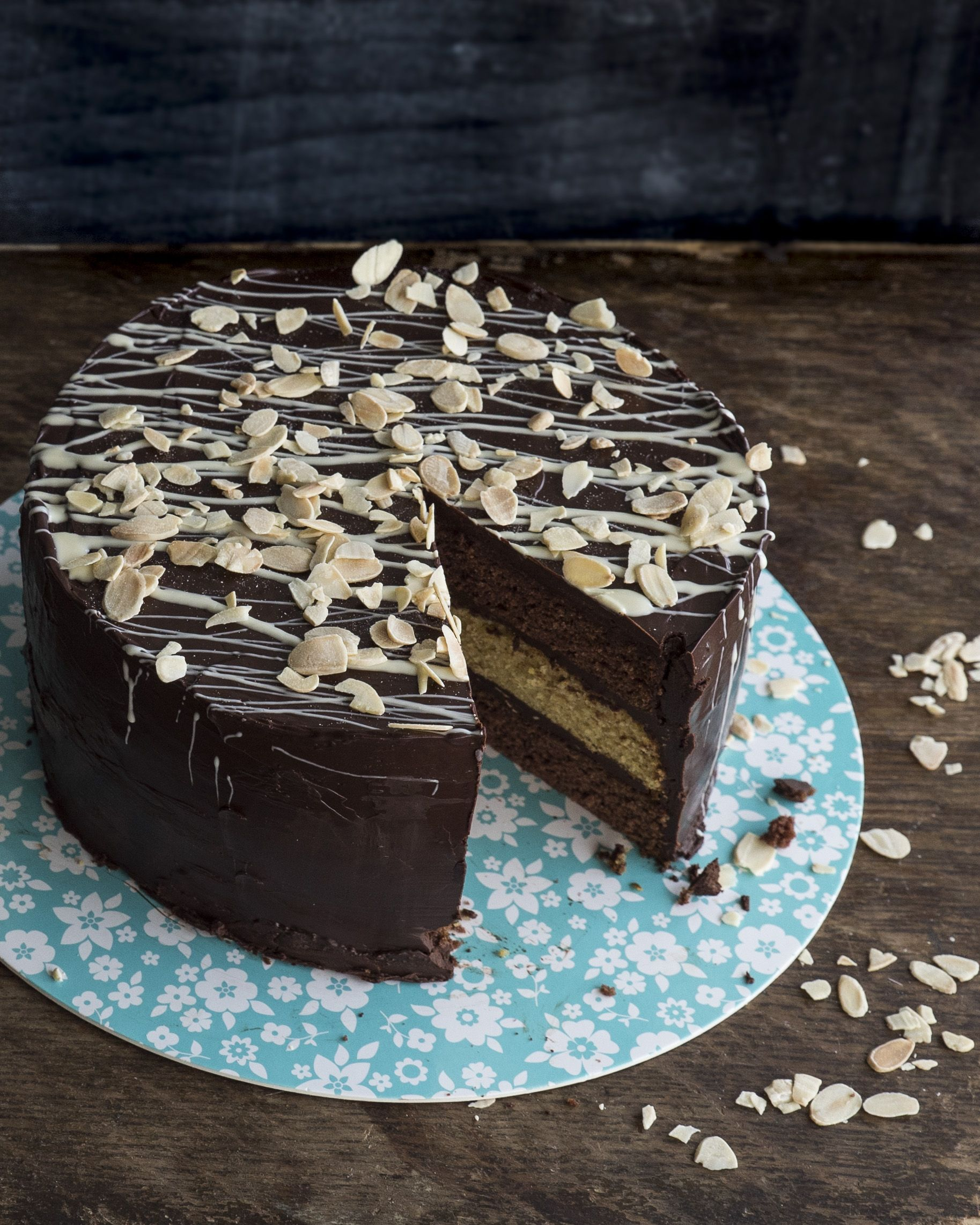 Chocolate cake recipe british bake off