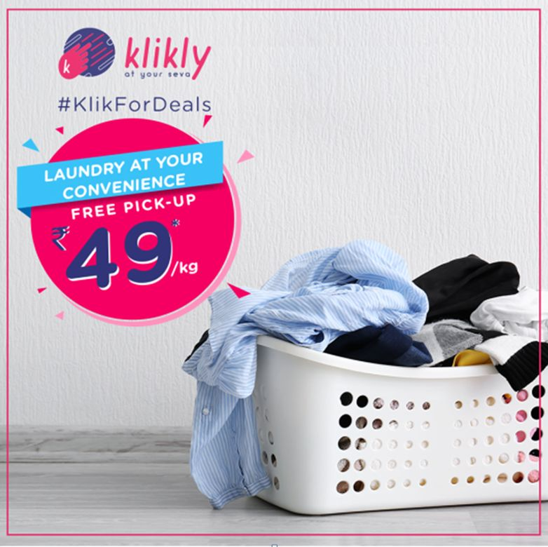 Get your laundry done by serviceproviders wholl pick up