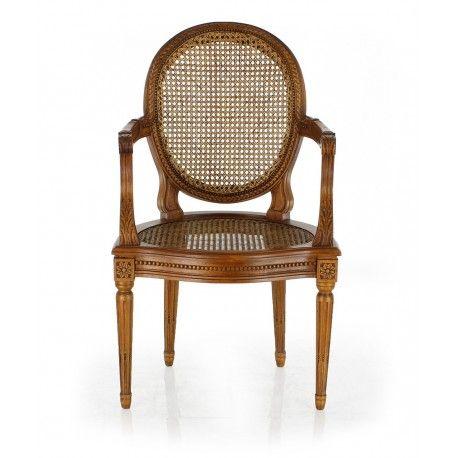 Louis Xvi Cane Chair Monceau Louis Xvi Cane Chair Fauteuil Ancien Fauteuil Louis Fauteuil