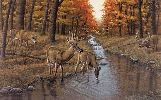 Elegant Symondu0027s Creek Mural   Michael Matherly| Murals Your Way Part 5