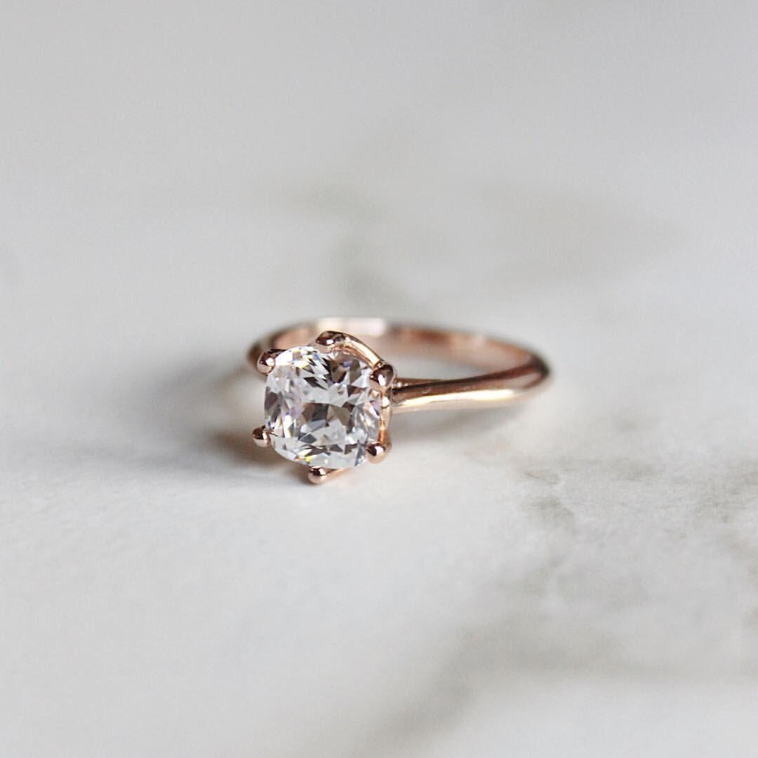 Pin by Marisol Weber on My Future Wedding! | Pinterest | Cushion cut ...
