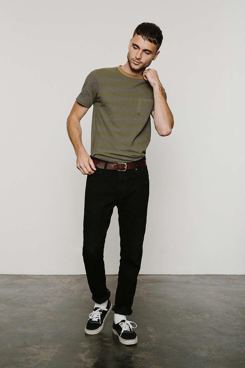 BDG Black Slim Jean