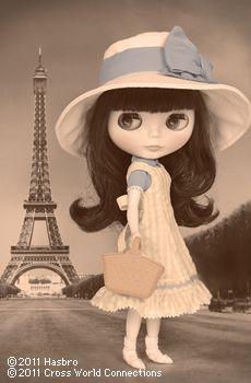 blythe? check paris? check #blythe #paris