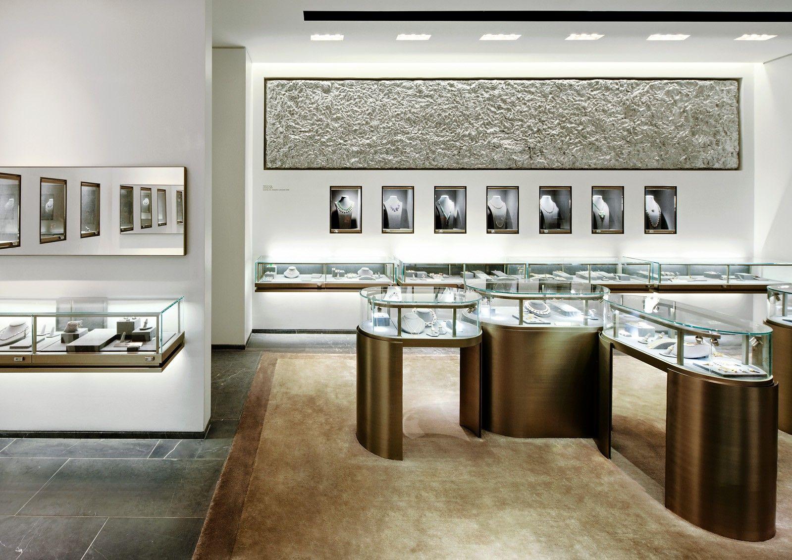 Yabu Pushelberg Interior Design Firm Billionaire Retail Pinterest Design Firms