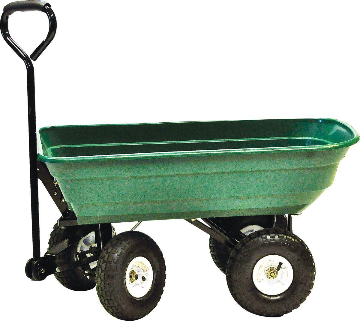 Mighty Yard Garden Cart  Yard cart, Garden cart