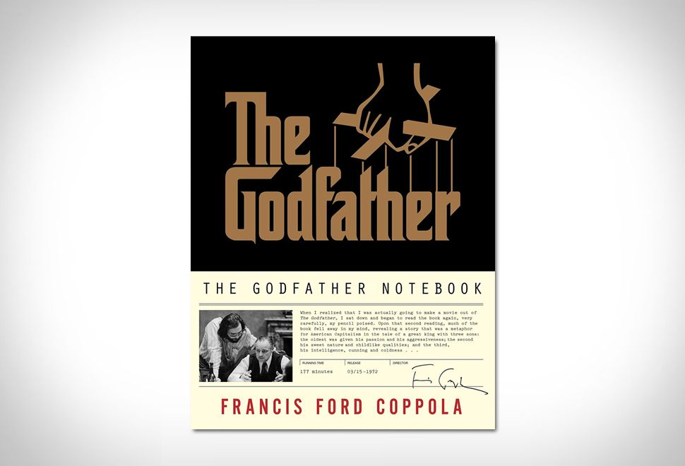 THE GODFATHER NOTEBOOK #thatdope #sneakers #luxury #dope #fashion #trending