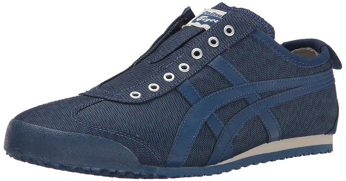 huge discount 8d092 4cdc5 Amazon.com: Onitsuka Tiger Mexico 66 Slip-on Running Shoe ...