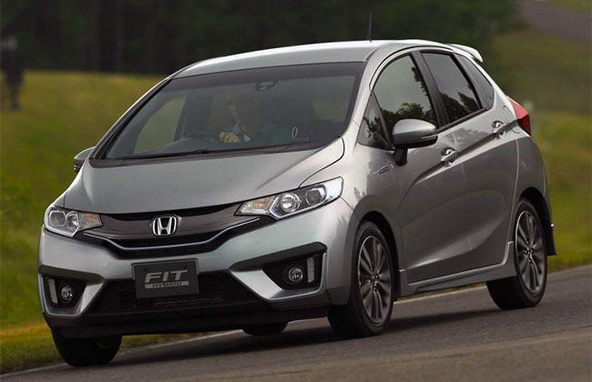 2019 Honda Jazz Rendered   Next Gen Reportedly 30 Kg Lighter, To Get A 1.0  Litre Turbo Or Hybrid Powertrain | TECHNOLOGY | Pinterest | Honda Jazz, ...