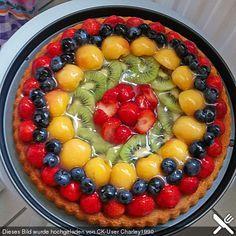 Der schnelle Obstboden von lavandula   Chefkoch