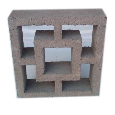 397 12 In X 4 In X 12 In Concrete Decorative Block Dec 397 Screen Block At The Home Depot Decorative Concrete Blocks Concrete Decor Decor