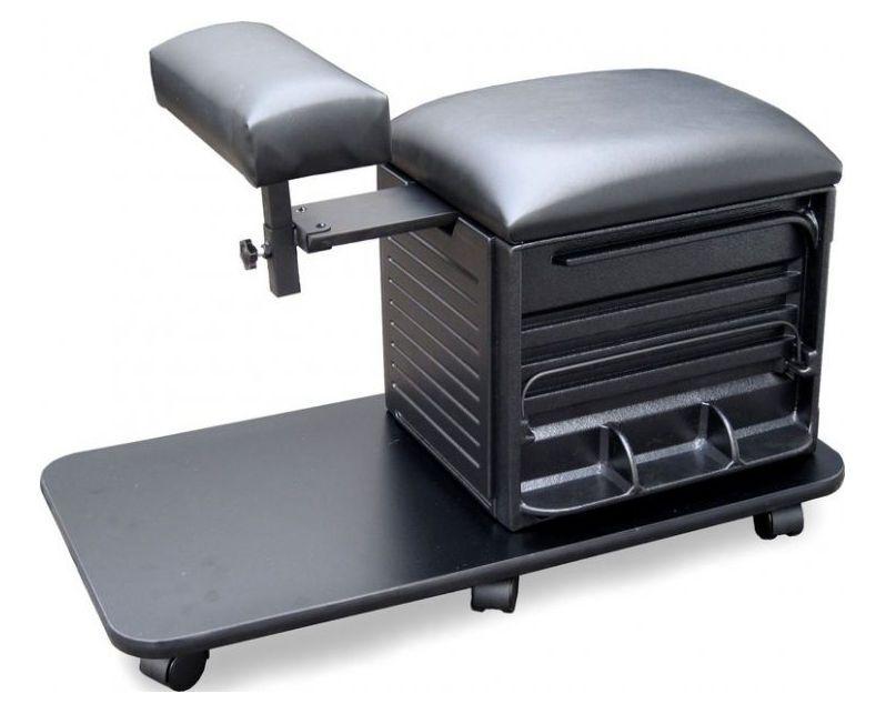 Dina Meri 2317 Pediboard Pedicure Cart Stool Pedicure Spa Nail Station Pedicure
