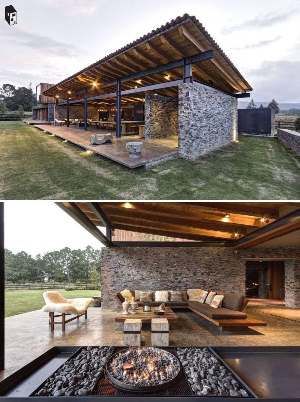 Terraza En México Terrazas En 2019 Casas
