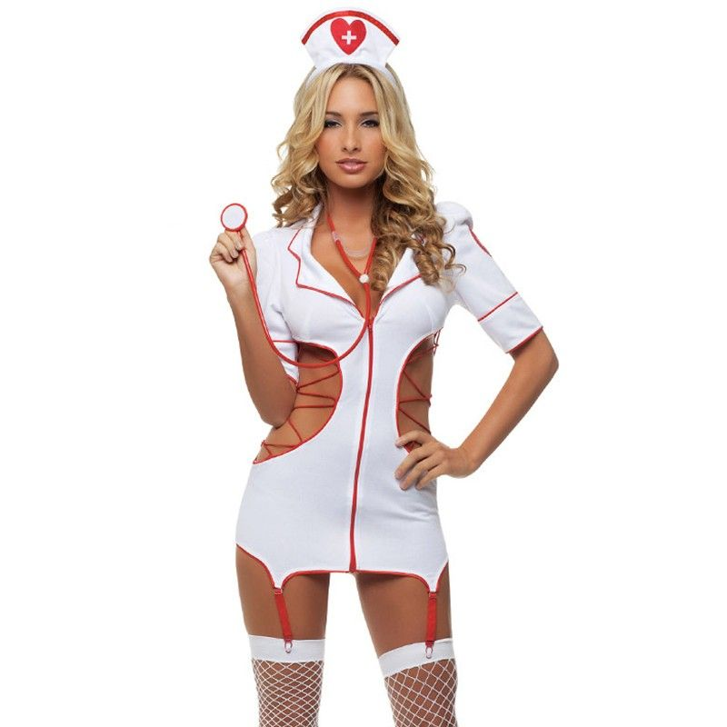 a474475db8504 Only  22.95 for Hot Nurse Role Play Sexy Costume Follow the link https