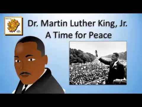 Children S Songs A Tribute To Dr Martin Luther King Jr Peace