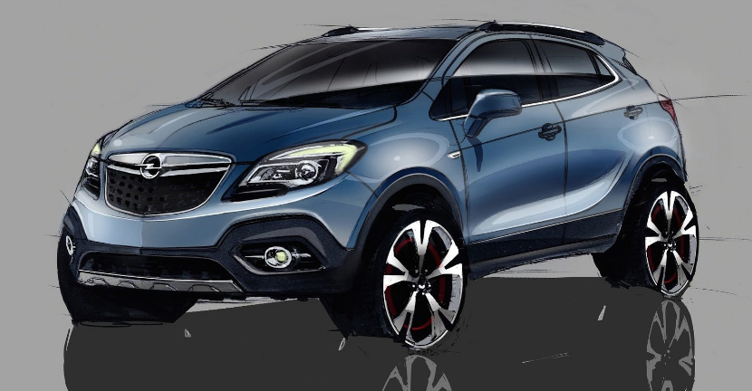 New Opel Mokka 2018 Will Look More Luxury Than Other Opel Cars