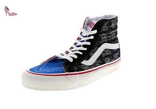 5f58f49de3 Vans Sk8 Hi 38 Reissue chaussures 11