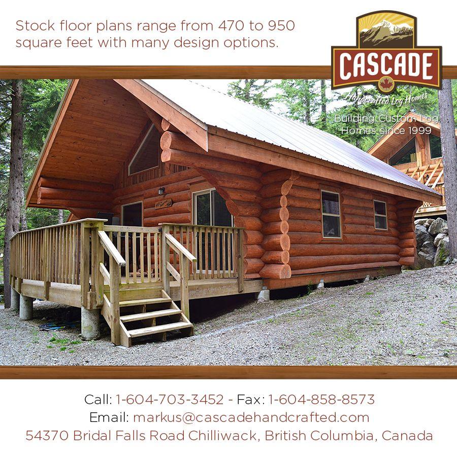Cascade Handcrafted Log Homes Log Home Custom Design Building Design Log Homes Building A House