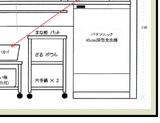 造作キッチン の全貌 シンク コンロ編 家づくりノート