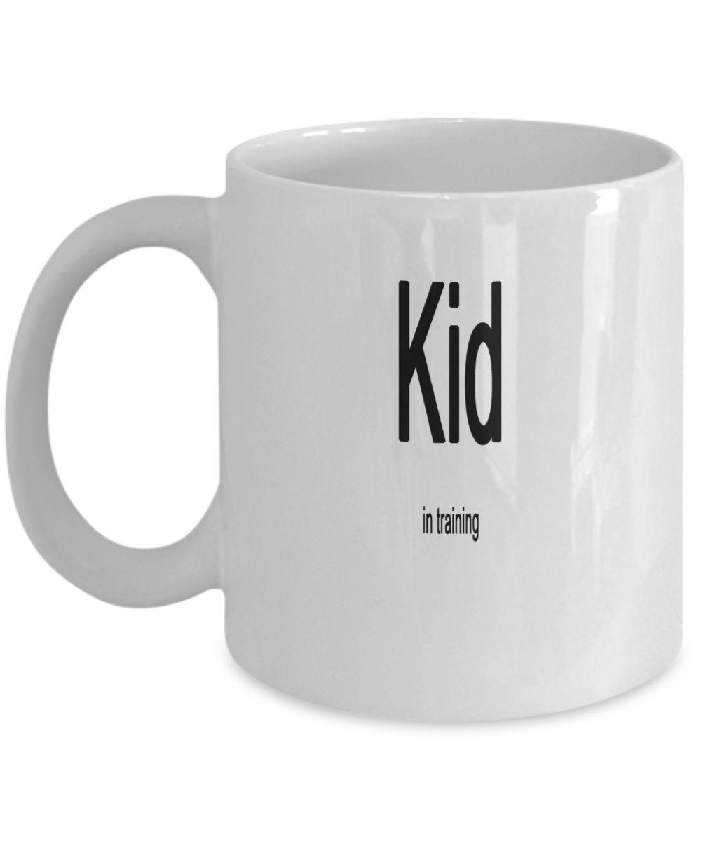 Kid in training Mug