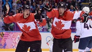 Jamie Benn leads Canada to win over U.S. in men's hockey semifinal Team Canada will have a chance to defend its Olympic gold in men's hockey...