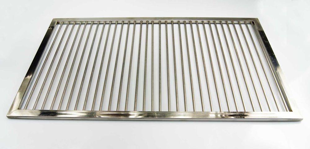 Edelstahl Nach Maß : details zu edelstahl grillrost nach ma gitter grill wunsch rost v2a ma anfertigung mass ~ Watch28wear.com Haus und Dekorationen