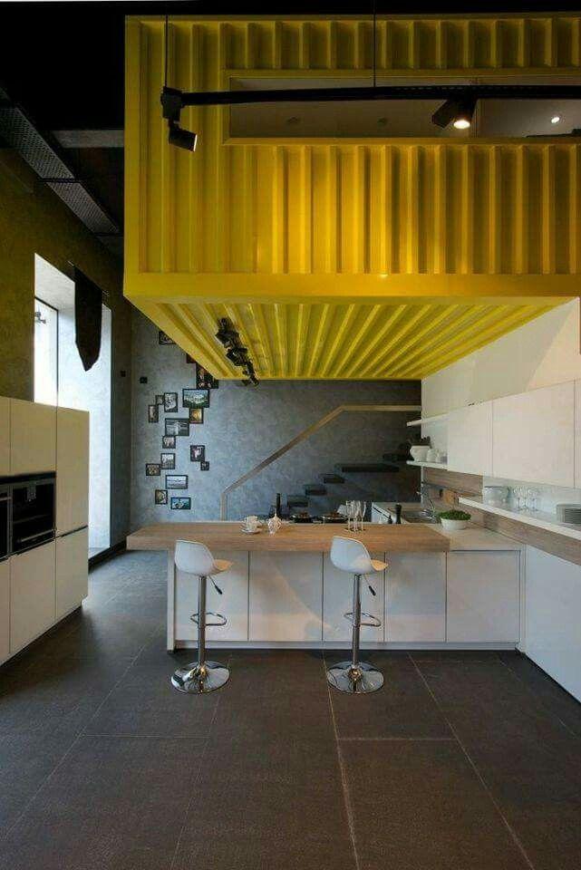 Diseño de cocina | DISEÑO ARQUITECTONICO | Pinterest | Diseños ...