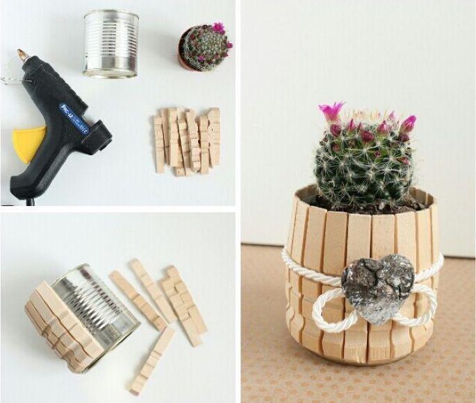 idée déco récup : 10 astuces recyclages faciles - Clem Around The Corner