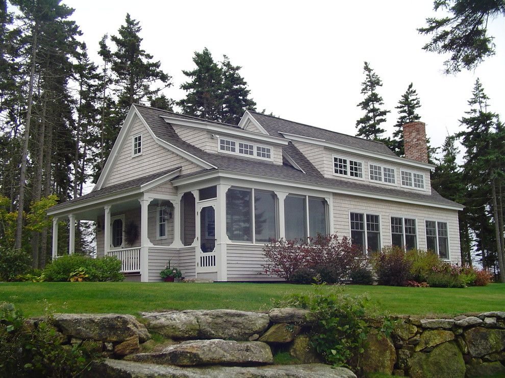 Modern Rooms And Houses With Dormer Window Design Cottage House