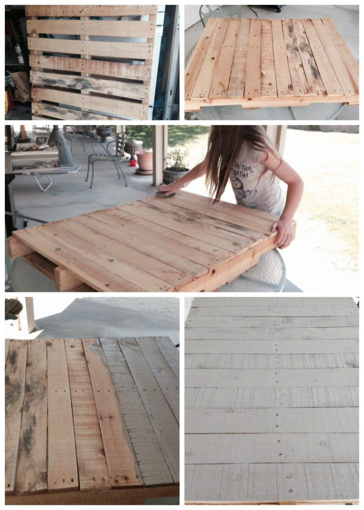 Pallet Backdrop: DIY Photography Prop