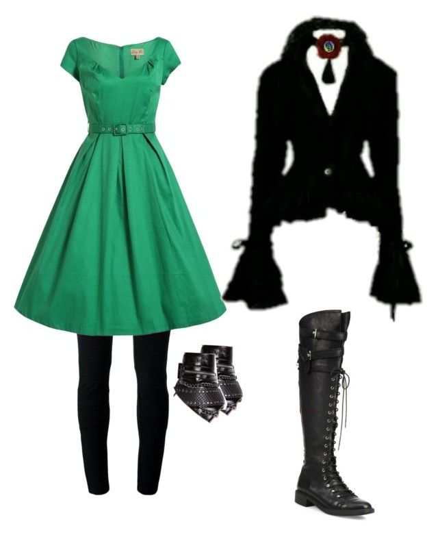 """""""Contest Outfit"""" by videogamergirl2003 on Polyvore featuring Givenchy and Joie"""