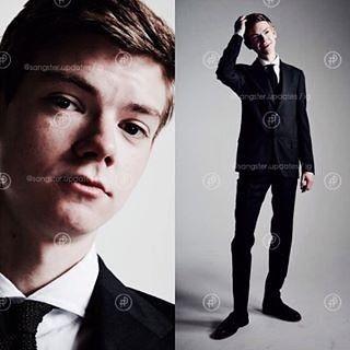 Handsome <3 / #themazerunner #thefevercode #thekillorder #mazerunner #maze #thomassangster #thomasbrodiesangster #newt #scorchtrials #dylanobrien #book #movie #thedeathcure