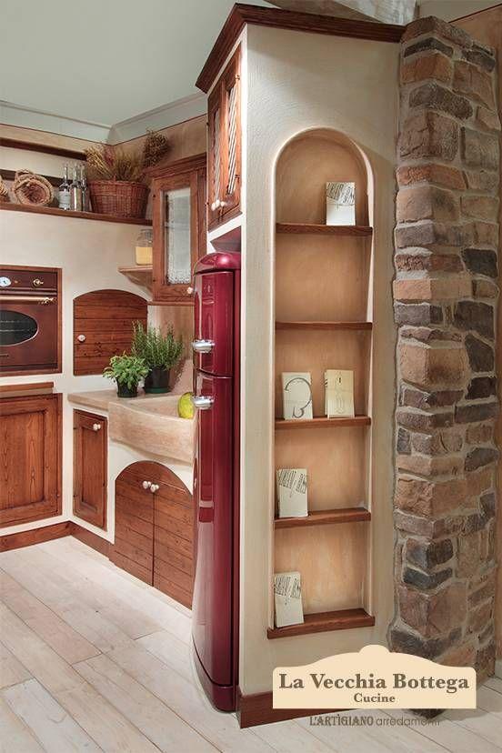 Gallery cucine in muratura Rhonda | cucine | Pinterest | Cucine ...