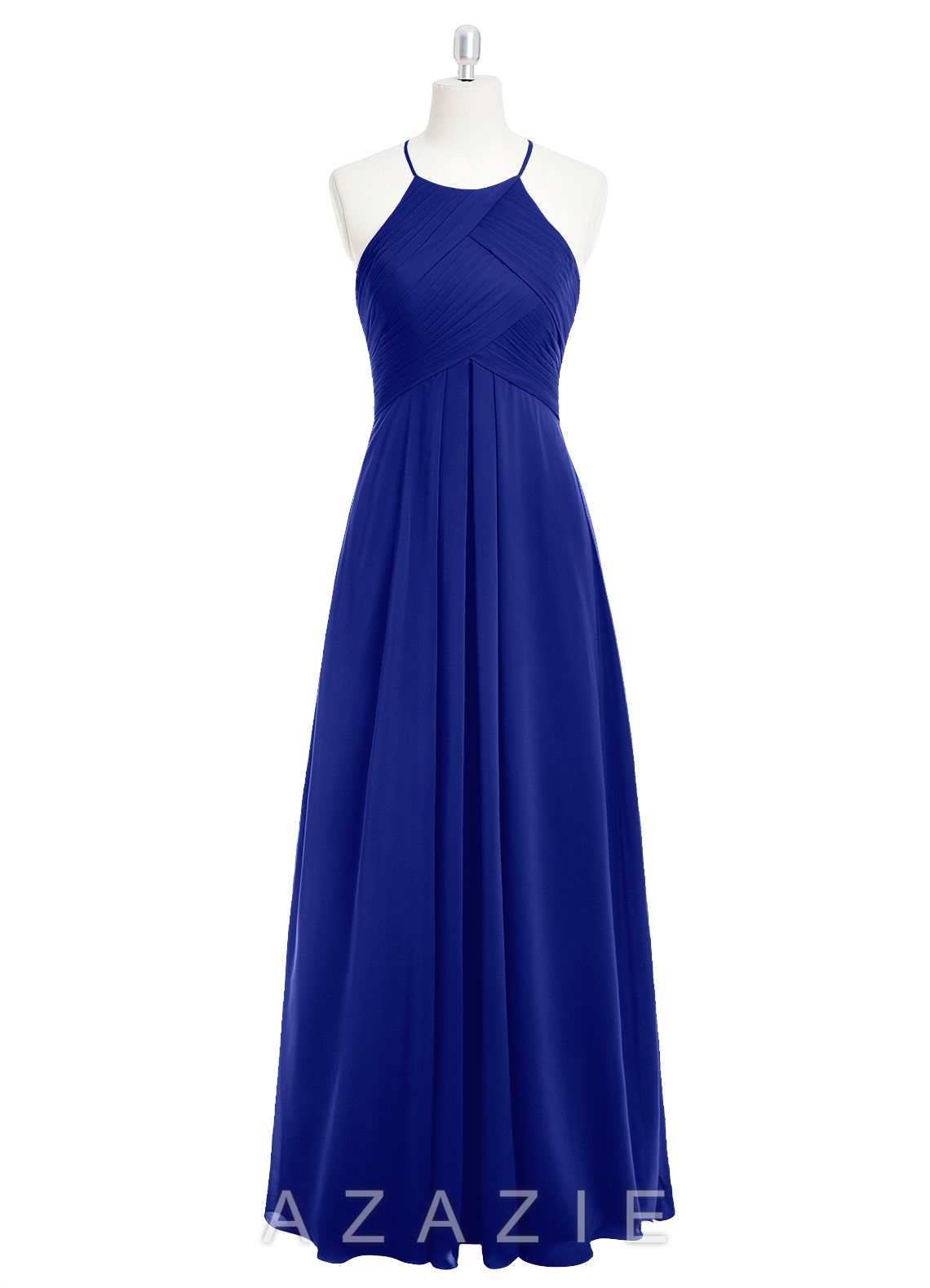 1b8b8242b30 Shop Azazie Bridesmaid Dress - Ginger in Chiffon. Find the perfect  made-to-order bridesmaid dresses for your bridal party in your favorite  color