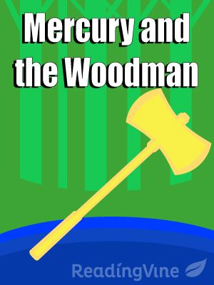 Mercury and the Woodman Reading Passages | 2nd Grade Reading