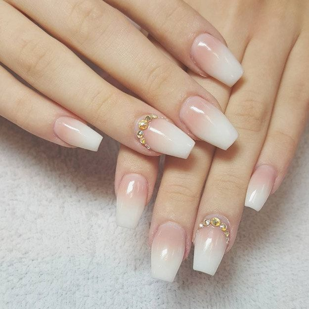 Frosted most popular coffin nail designs to try yourself coffin frosted most popular coffin nail designs to try yourself coffin nails solutioingenieria Image collections