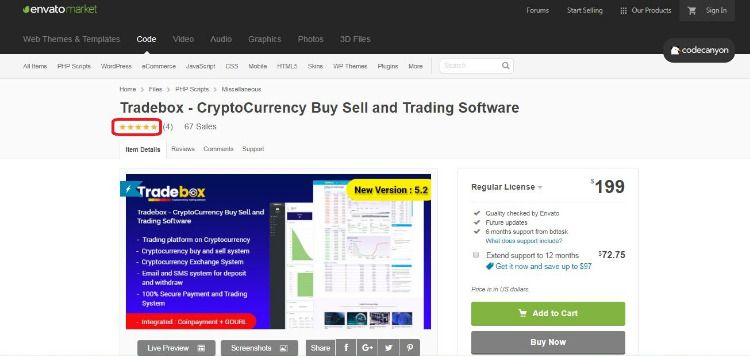Tradebox Cryptocurrency Buy Sell And Trading Software
