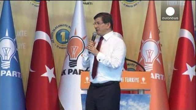El próximo primer ministro de Turquía aboga por una nueva Constitución