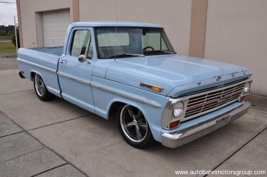 1969 Ford F100 For Sale With Images 1969 Ford F100 Classic