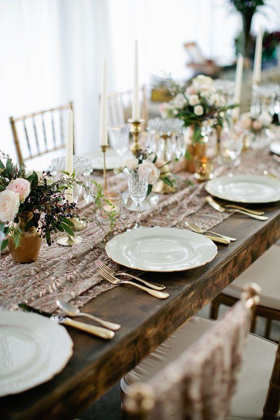Hochzeitsdeko selber machen ideen f r die tischdeko hochzeit pinterest tischdeko - Tischdeko silberhochzeit selber machen ...