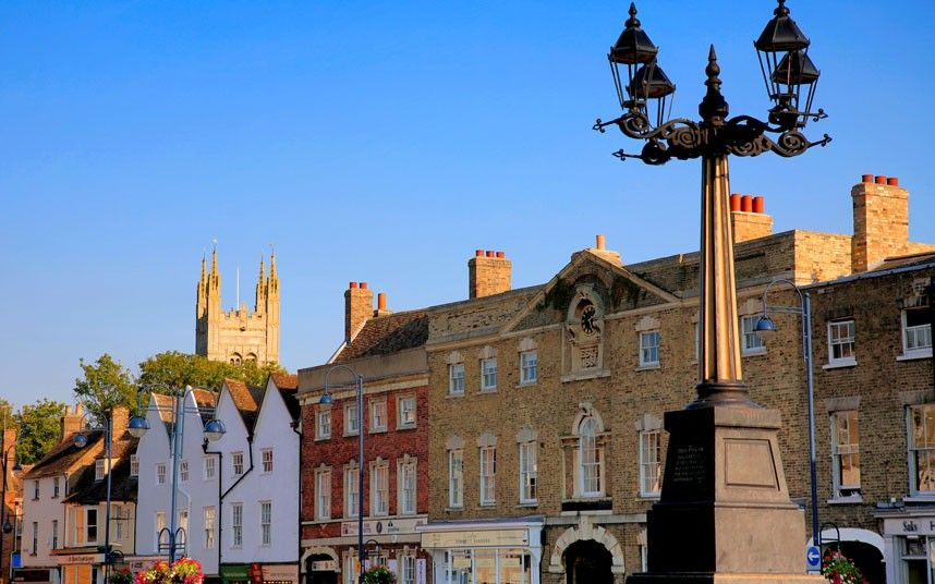 Britain S Top 20 Foodie Hot Spots Places In Cambridgeshire