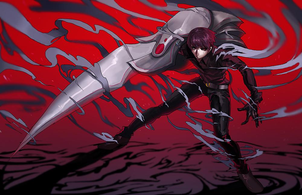 TG:RE Kuki Urie by Dragons-Roar on DeviantArt | Tokyo Ghoul