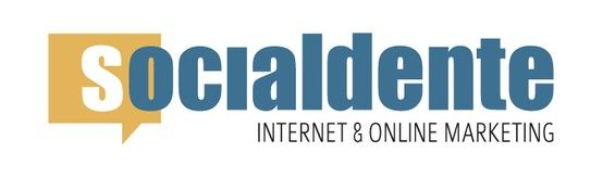 Logotipo 2013 Socialdente, Internet & Online Marketing