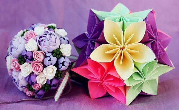Fleurs En Papier Flower Pinterest
